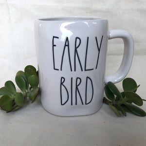 NWT Rae Dunn EARLY BIRD Mug